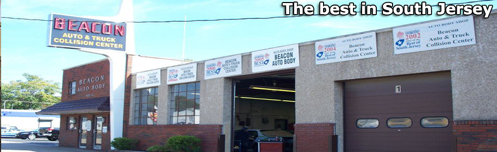 Beacon Auto Body Truck Collision Repair Center Pennsauken New Jersey